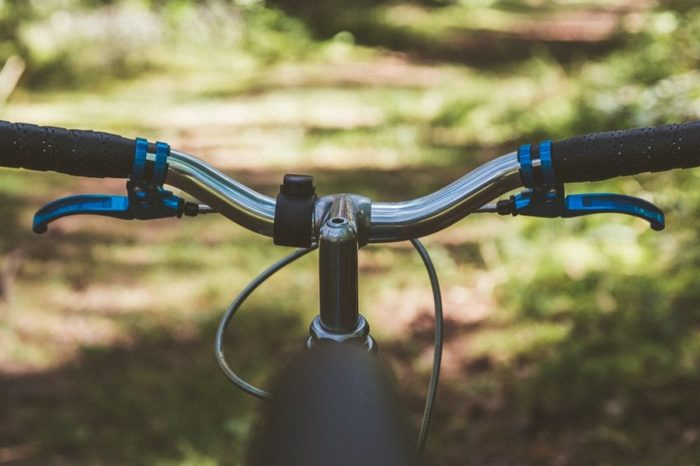 Could Cycling to Work Ease Workday Stress?